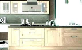 cuisine massif cuisine bois massif design de maison