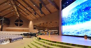 design your own church fans us church solves video wall challenges with analog way