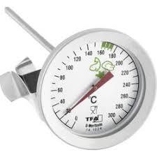 thermometre de cuisine thermomètre de cuisine analogique tfa 14 1024 conrad fr