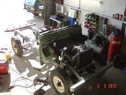 land rover series 3 engine restoring a land rover series step by step guide by canvey auto