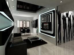 Black Living Room Modern Condo Furniture Funky Outdoor Furniture Contemporary