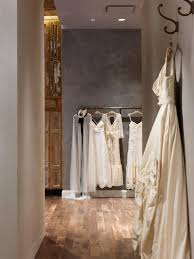 Bridal Shop Grays And Blushy Neutrals Bhldn Store Color Schemes