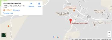 Google Map Austin by Dentistry Services In Austin Tx 78730 Cool Creek Family Dental