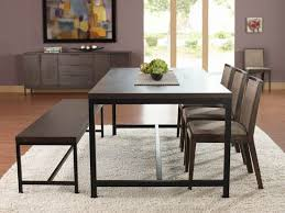 Bench Tables Dining 26 Best Dining Table Images On Pinterest Modern Dining Table