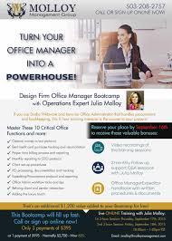 design firm office manager for interior designers interior design