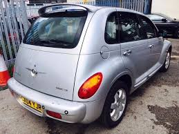 chrysler pt cruiser touring petrol manual 2004 parking sensors