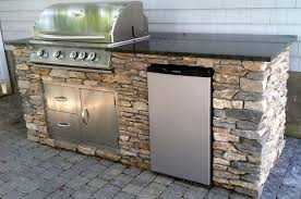 Outdoor Kitchen Cabinet Kits by 19 Outdoor Kitchen Kits Electrohome Info