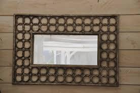 site de decoration interieur miroir design mural avec ronds pour decoration intérieur carnet