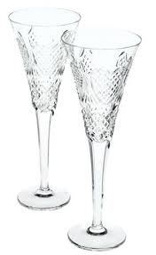 waterford celebration chagne flutes