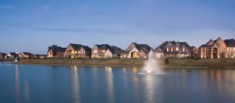 southlake pearland u0027s lakeside community new homes