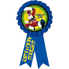partystore licensed themes power rangers jungle fury award