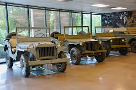 bantam jeep for sale behind the scenes at omix ada s jeep museum hemmings daily