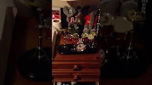 super sharp quartz drum set alarm clock review jeng sheng co ltd