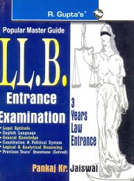 llb 3 years course entrance exam guide buy llb 3 years course