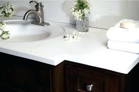 Custom Bathroom Vanity Tops Custom Bathroom Vanities Without Tops Centom