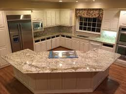 kitchen feature wall ideas granite countertop farmhouse cabinet pulls modern feature wall