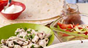 Mediterranean Style Food - chicken wraps mediterranean style supervalu