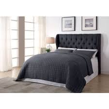 Gray Tufted Headboard Republic Design House Archer Grey Tufted Upholstered Headboard