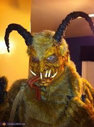 Krampus Costume Krampus Diy Halloween Costume