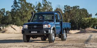 land cruiser 2016 landcruiser 70 series safety upgrades coming in 2016