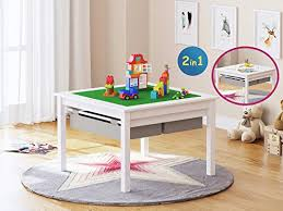 kids play table with storage save 20 utex 2 in 1 kids construction play table with storage