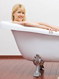 Women Bathtub Innovative Bathtubs At Womansday Com Home Improvement Ideas