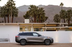brown range rover the range rover velar appears to be the future of the brand