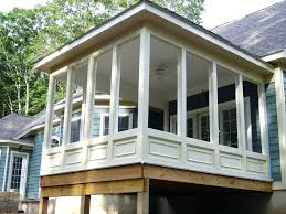tips shed roof screened porch plans how to support a shed roof