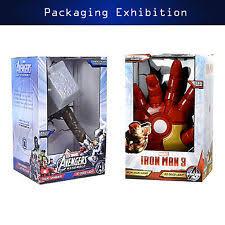 Avengers Wall Lights Marvel Avengers Thor Hammer 3d Led Wall Light Stickers Ebay