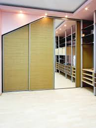 Mirror Bypass Closet Doors Options For Mirrored Closet Doors Hgtv
