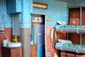 Home Design Products Anderson by Wes Anderson Film Sets Immortalized In Mini Paper Dioramas Curbed