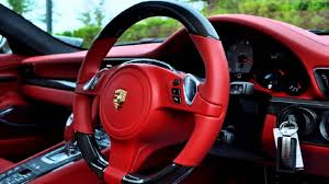 porsche red interior porsche panamera white red interior image 330
