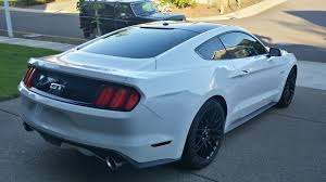 Mustang Black Roof Glossy Black Roof Wrap And Window Tint Album On Imgur