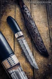 Best Japanese Kitchen Knives In The World Andre Andersson Custom Knives From Sweden