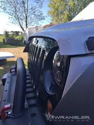 jeep cj hood did this guy get a 2018 jeep wrangler hood way before it goes on sale