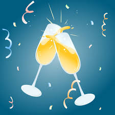 champagne celebration cartoon 26 wedding toasts clip art clip art library