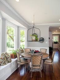 fixer upper texas sized house small town charm dining nook