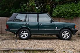 land rover voque used 1994 land rover range rover vogue se93 for sale in dorset