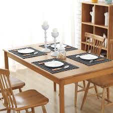 Online Get Cheap Dining Kitchen Tables Aliexpresscom Alibaba Group - Dining room table placemats