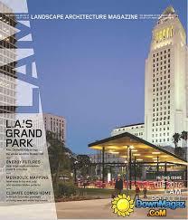 Landscape Architecture Magazine by Landscape Architecture Magazine December 2013 Download Pdf
