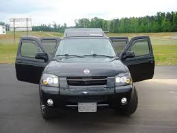 2004 nissan frontier information and photos zombiedrive