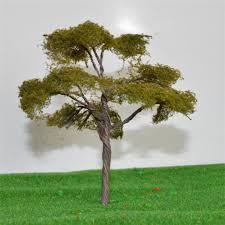 90mm miniature tree model material wire tree model accessories
