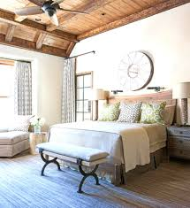 Rustic Themed Bedroom - united states rustic elegance decor bedroom with wood head board