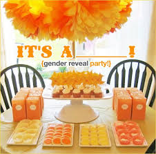 real baby gender reveal hostess with the mostess