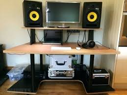 Recording Studio Desks Desk Home Recording Studio Desk Sale Studiorta Creation Station