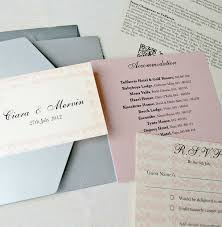 Wedding Invitation Insert Cards Lots Of Love Invitations