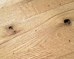 filling knot holes in flooring homebuilding
