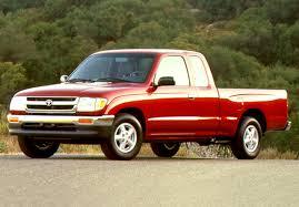 1998 toyota tacoma 2wd 1998 toyota tacoma xtracab v6 specifications