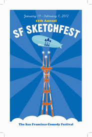 off the press sf sketchfest billetproof and more