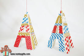 ornaments the eiffel tower non gifts